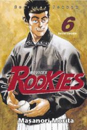 Rookies t.6 - Couverture - Format classique