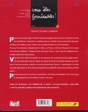 Vous Etes Formidables ; L'Album De Famille Des Francais - 4ème de couverture - Format classique