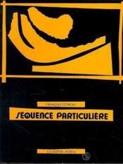 Sequence Particuliere - Couverture - Format classique