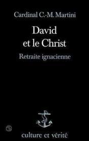 David et le christ - Couverture - Format classique
