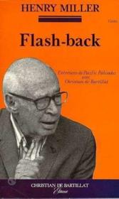 Vente  Flash Back  - Henry Miller