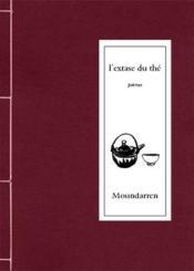 L'extase du thé - Couverture - Format classique