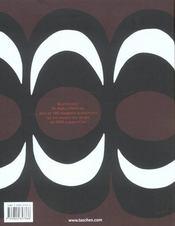 Design scandinave - 4ème de couverture - Format classique