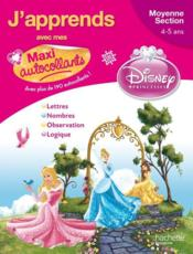 Vente livre :  Princesses ; mes autocollants ; moyenne section  - Collectif
