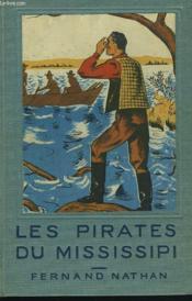 Les Pirates Du Mississipi - Couverture - Format classique