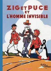 Zig et Puce t.13 ; Zig et Puce et l'homme invisible - Intérieur - Format classique