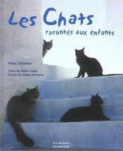 Les chats racontés aux enfants - Intérieur - Format classique