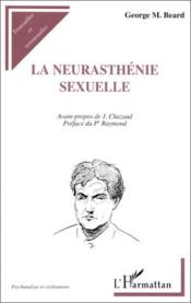 La neurasthénie sexuelle - Couverture - Format classique
