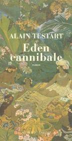 Eden cannibale - Intérieur - Format classique