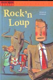 Rock'n loup - Intérieur - Format classique