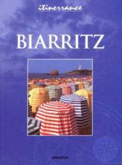 Guide itinerrance ; biarritz - Couverture - Format classique