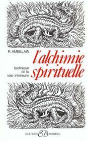 L'Alchimie Spirituelle - Intérieur - Format classique