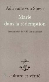 Marie Dans La Redemption - Couverture - Format classique