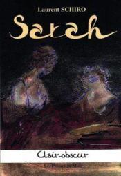 Sarah Clair-Obscur - Couverture - Format classique