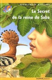 Le secret de la reine de Saba - Couverture - Format classique
