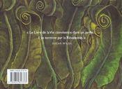 Les fleurs ; les jardins et les plantes dans l'art et la littérature - 4ème de couverture - Format classique