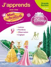 Vente livre :  Princesses ; mes autocollants ; grande section  - Collectif