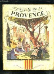 Histoire De La Provence. - Couverture - Format classique