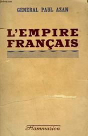 L'Empire Francais. - Couverture - Format classique