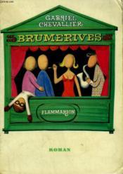 Brumerives. - Couverture - Format classique