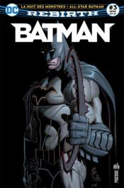 Vente livre :  Batman rebirth N.3  - Scott Snyder - Scott Snyder - Collectif