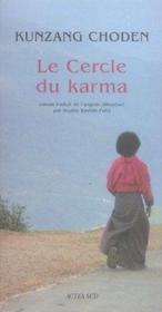 Le Cercle Du Karma - Couverture - Format classique