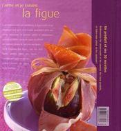 La figue - 4ème de couverture - Format classique