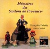 Memoires Des Santons De Provence - Couverture - Format classique