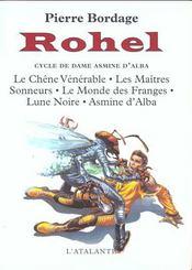Rohel T.1 ; Le Cycle De Dame Asmine D'Alba - Intérieur - Format classique
