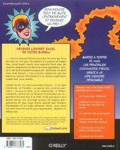 Excel Super Coach Custom Guide - 4ème de couverture - Format classique