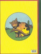 Gédéon, grand manitou - 4ème de couverture - Format classique