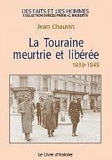 Touraine Meurtrie - Couverture - Format classique