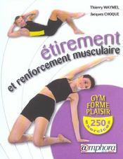 Etirement Et Renforcement Musculaire Gym Forme Plaisir - Intérieur - Format classique
