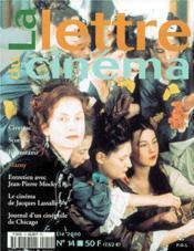 La Lettre Du Cinema - Couverture - Format classique