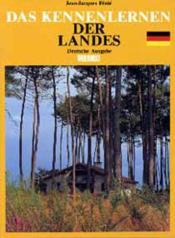 Connaitre les Landes - Couverture - Format classique