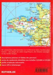 Bretagne - 4ème de couverture - Format classique