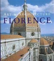 Art Et Architecture ; Florence - Intérieur - Format classique