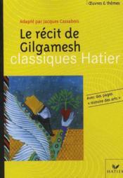 Recit de Gilgamesh - Couverture - Format classique