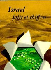Israel Faits Et Chiffres - Couverture - Format classique