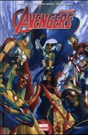 All new Avengers T.1  - Mark Waid - Adam Kubert - Mahmud Asrar