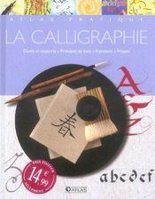 La calligraphie - Intérieur - Format classique