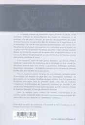 Initiation à la stylistique (2e édition) - 4ème de couverture - Format classique