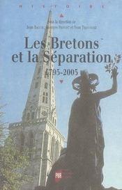 Les bretons et la séparation, 1795-2005 - Intérieur - Format classique