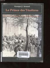 Le prince des ténèbres - Couverture - Format classique