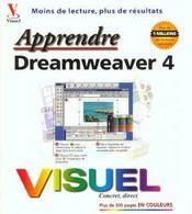 Dreamweaver 4 - Intérieur - Format classique