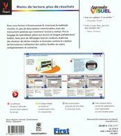 Dreamweaver 4 - 4ème de couverture - Format classique
