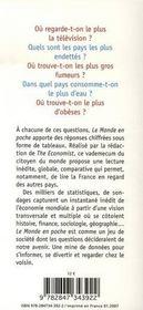 Le monde en poche (édition 2007) - 4ème de couverture - Format classique