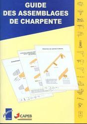 Guide Des Ass. Charpente - Intérieur - Format classique