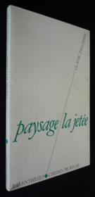 Paysage - La Jetee - Couverture - Format classique