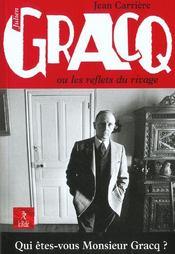 Julien Gracq ; Les Reflets Du Rivage - Intérieur - Format classique